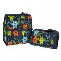 Сумка холодильник PACKiT Lunch Bag Monsters 4.5л