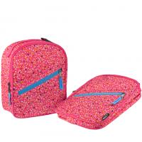 Сумка холодильник PACKiT Upright lunch box Poppies 4 л